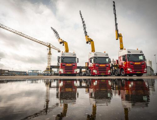 MAAT Transport kiest voor Scania meerassers