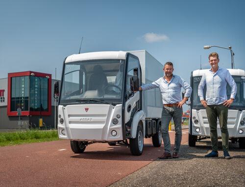 MAAT E-Mobility in het nieuwe magazine van FiB