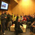 Truckparking Waalhaven Opening